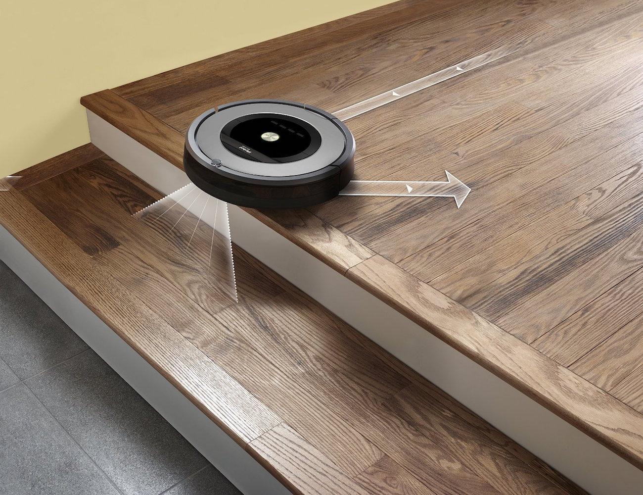 Irobot Roomba 860 Vacuum Cleaning Robot 187 Gadget Flow