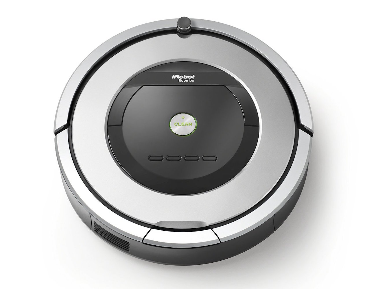 iRobot Roomba 860 Vacuum Cleaning Robot » Gadget Flow