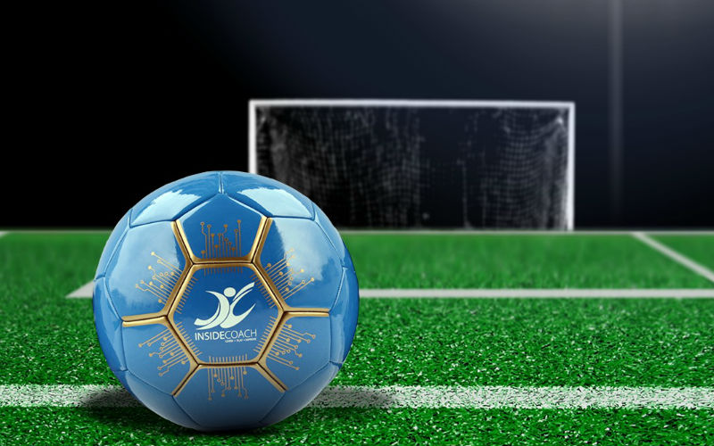 InsideCoach Smart Soccer Ball Helps You Grow As a Great Player