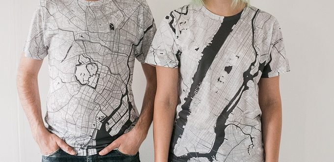 Rep Your City Right on Your Body with the Citee Fashion T-Shirts