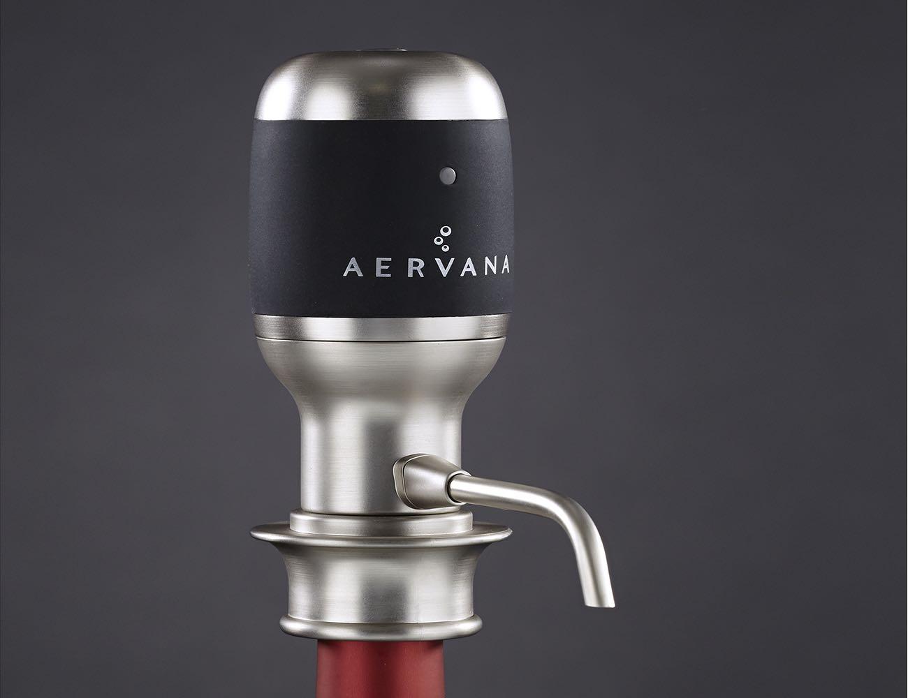 Aervana – Electric Wine Aerator
