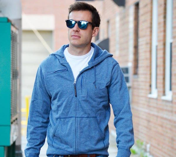 BAUBAX – The World's Best TRAVEL JACKET with 15 Features