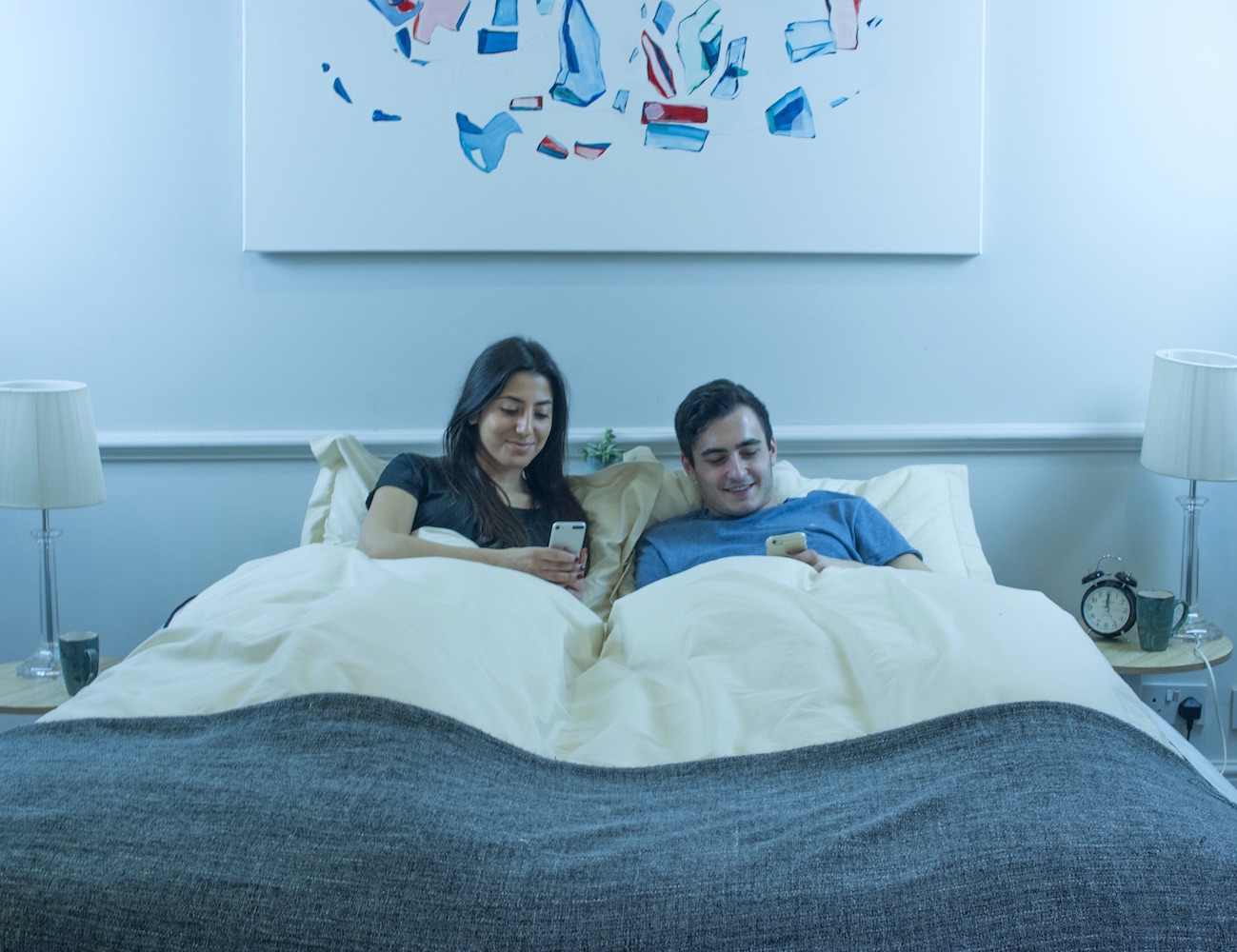Balluga – The World's Smartest Bed
