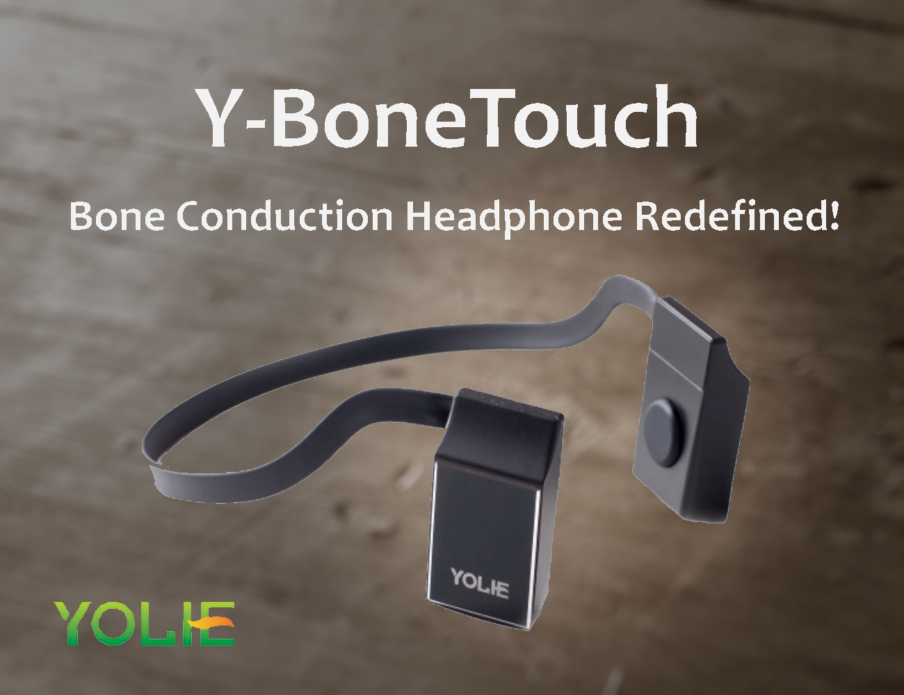 Bone Conduction Headphone – Redefined