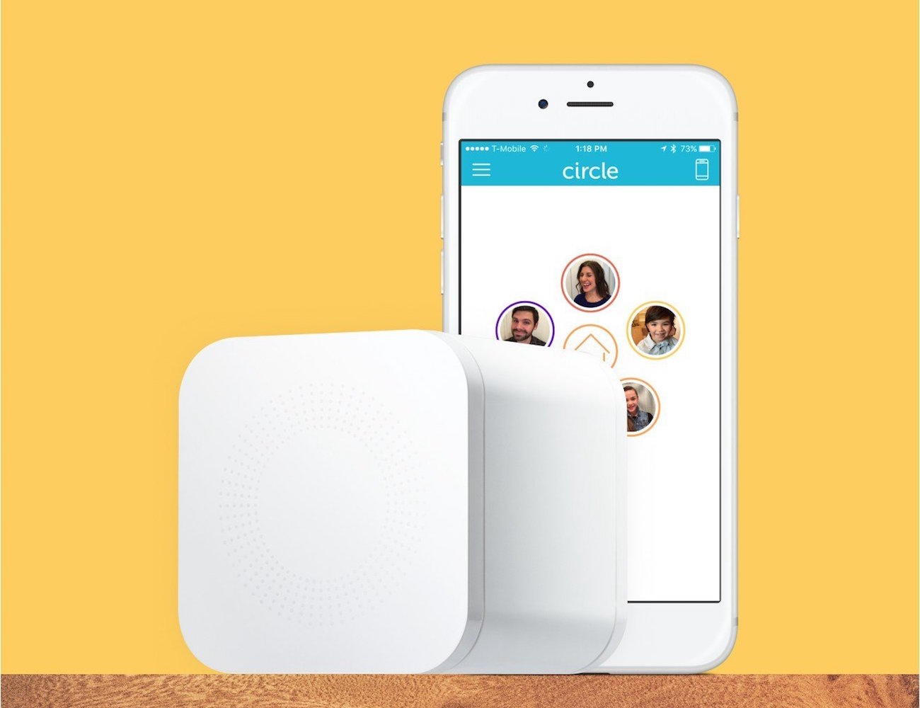 Circle Wi-Fi Management System with Disney