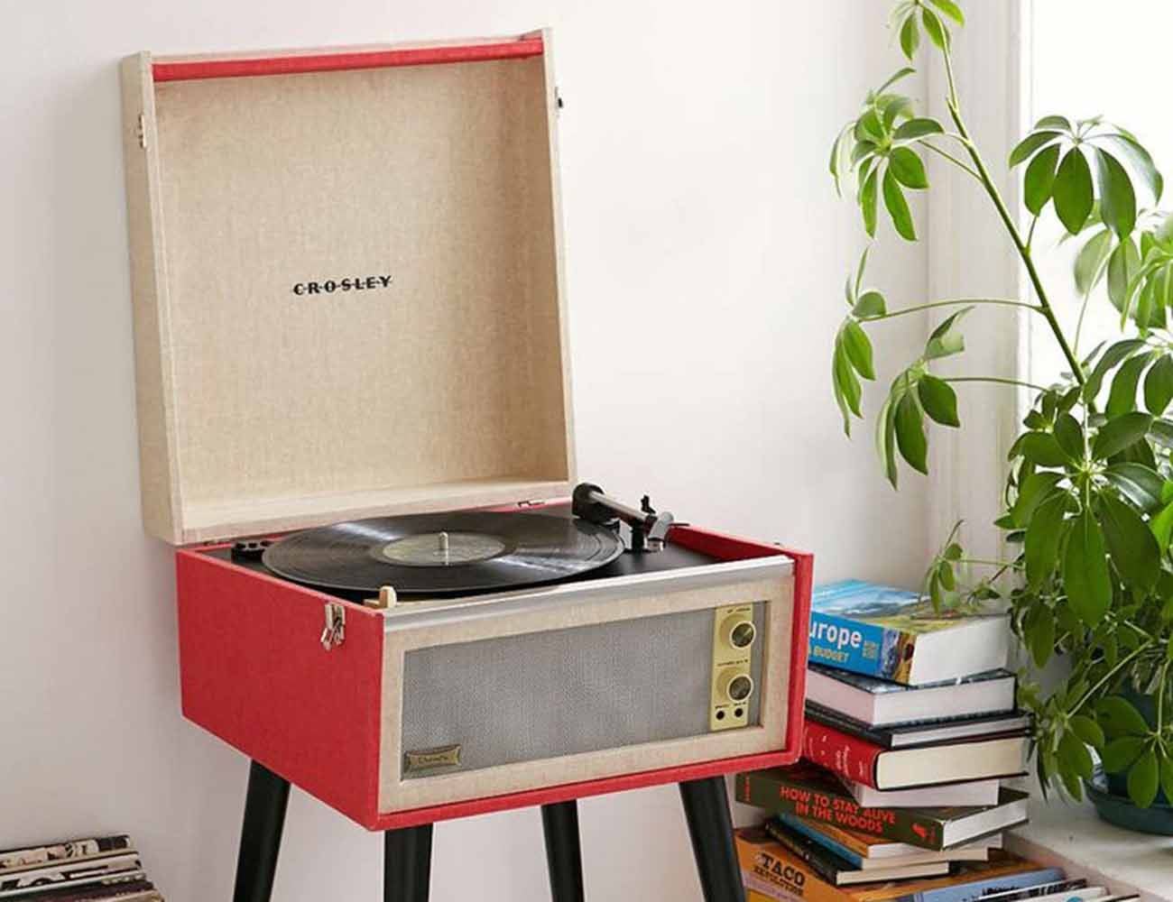 Crosley+Retro+Dansette+Junior+Turntable
