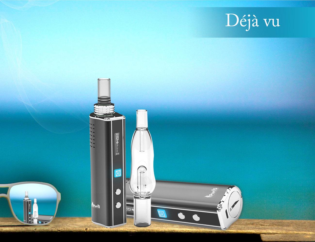 Deja Vu Water Filtration Vaporizer