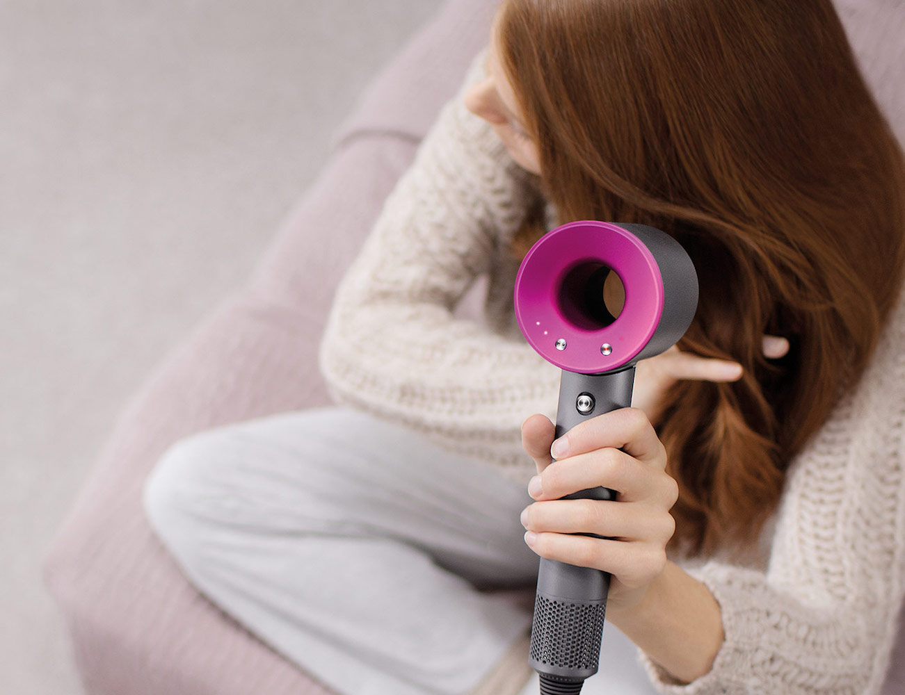 The New Dyson Supersonic Hair Dryer