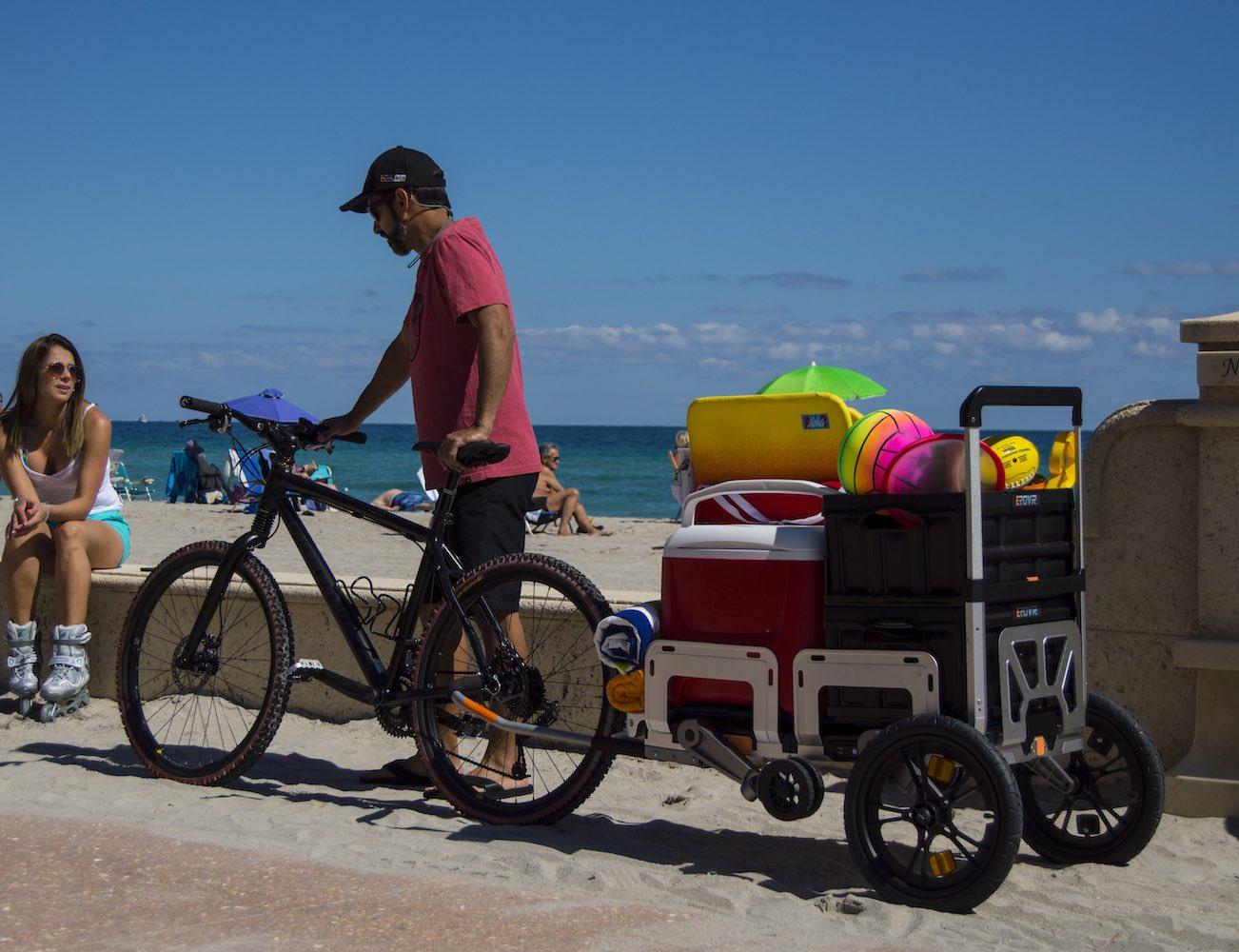 EROVR – A Transformable Dolly, Wagon, & Cart