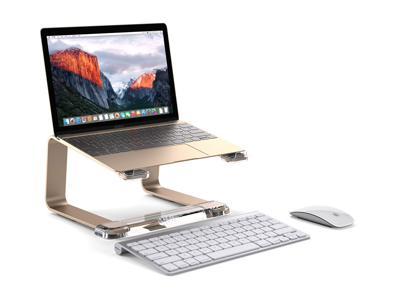 Elevator Laptop Stand by Griffin Technology