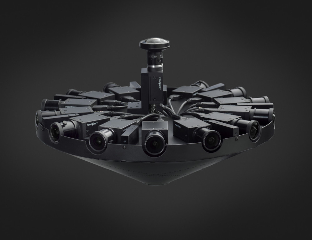 Facebook Surround 360 – High Quality 3D-360 Video Capture System