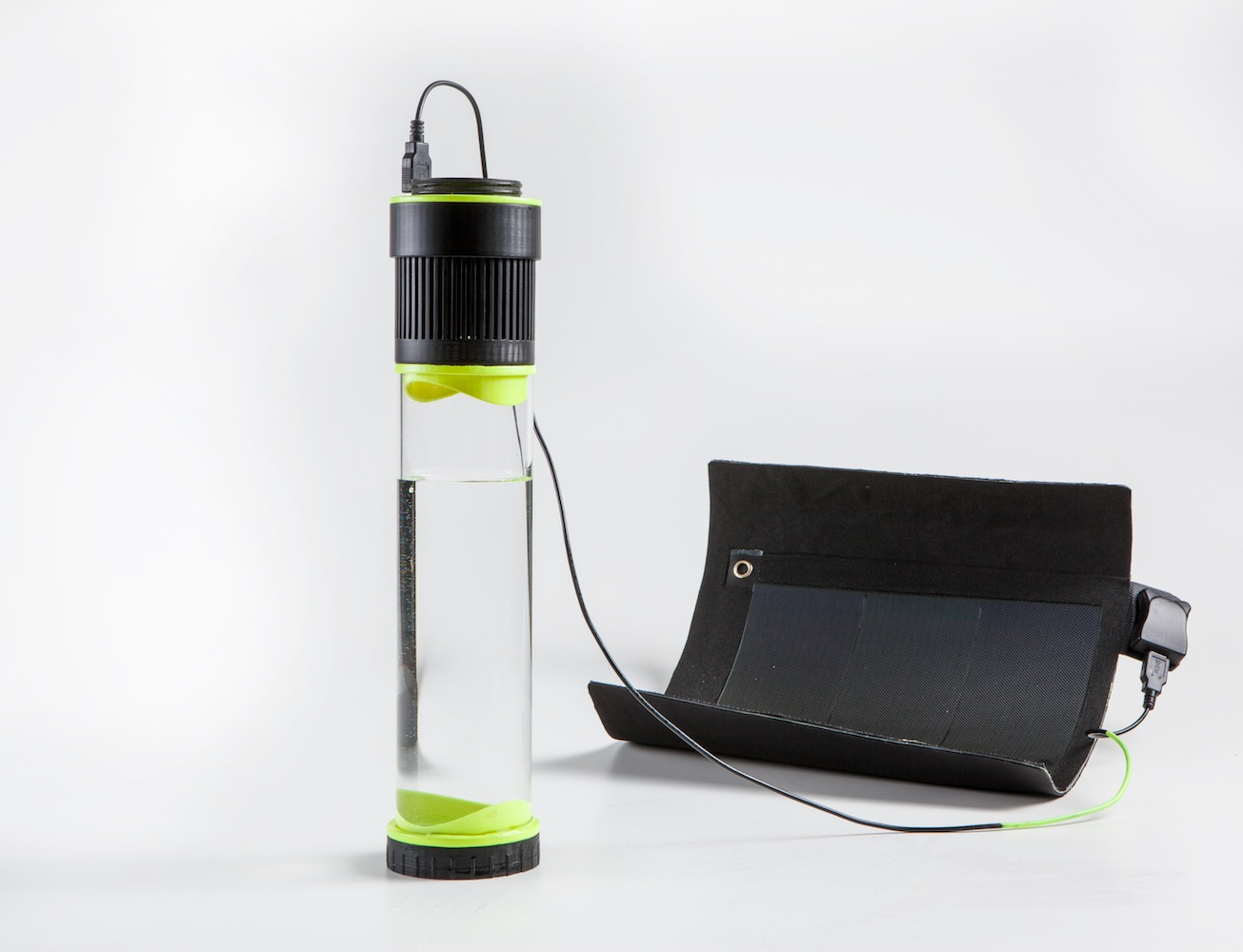 Fontus – The Self Filling Water Bottles