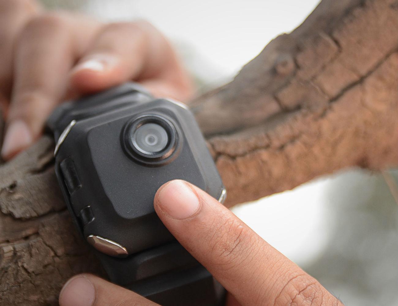 Frodo – The Intelligent Adventure Camera