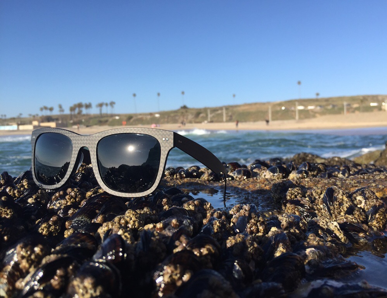 The World's Strongest and Lightest Sunglasses
