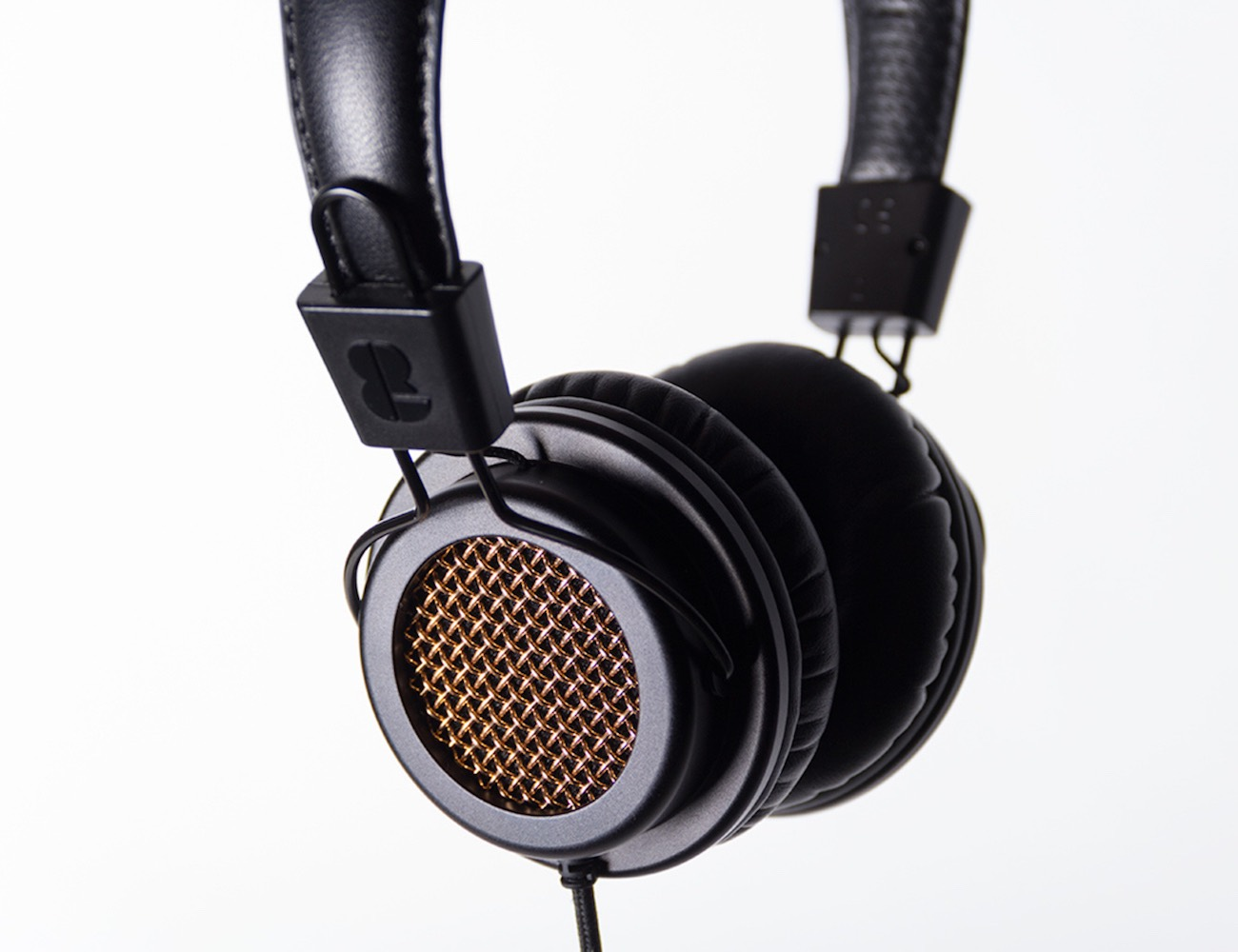 Galvanize S2 18K Rose Gold Headphones by BLOC & ROC