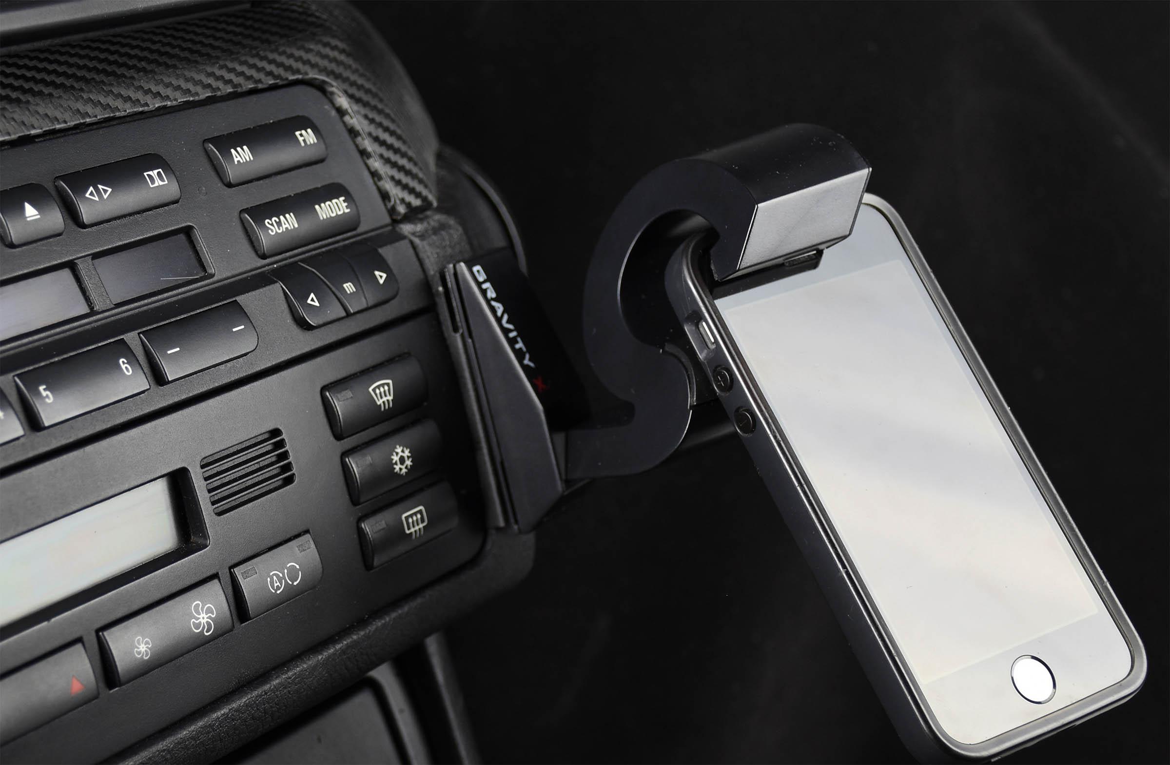 Gravity X Car Phone Mount