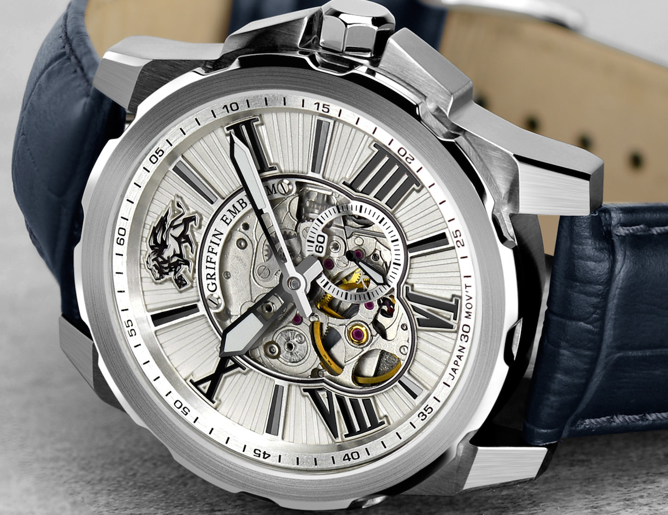 mens hermes designers beautiful silvery plated watches herm steel model en men golden s carrick large gold quartz