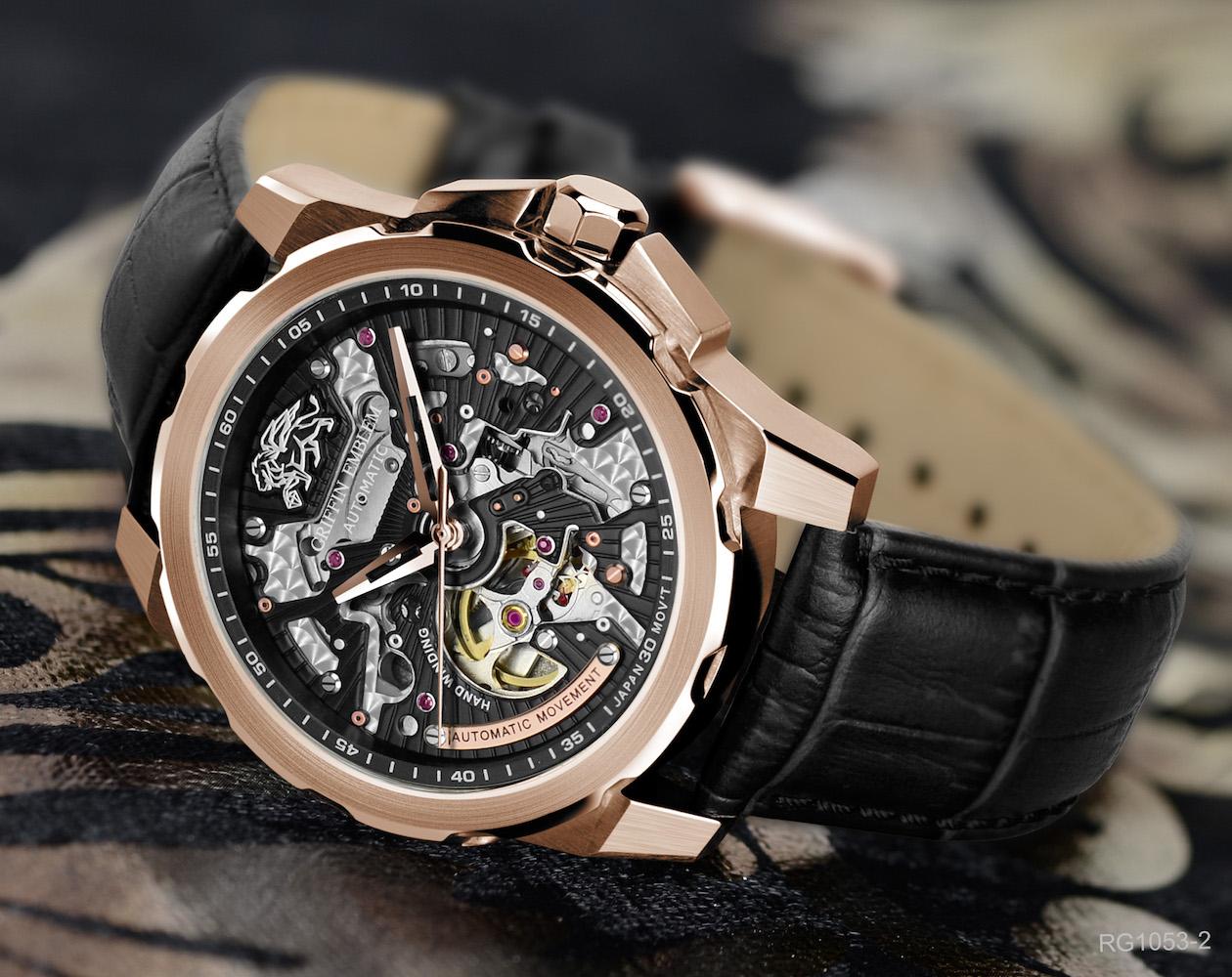 Griffin Emblem – Automatic Watches