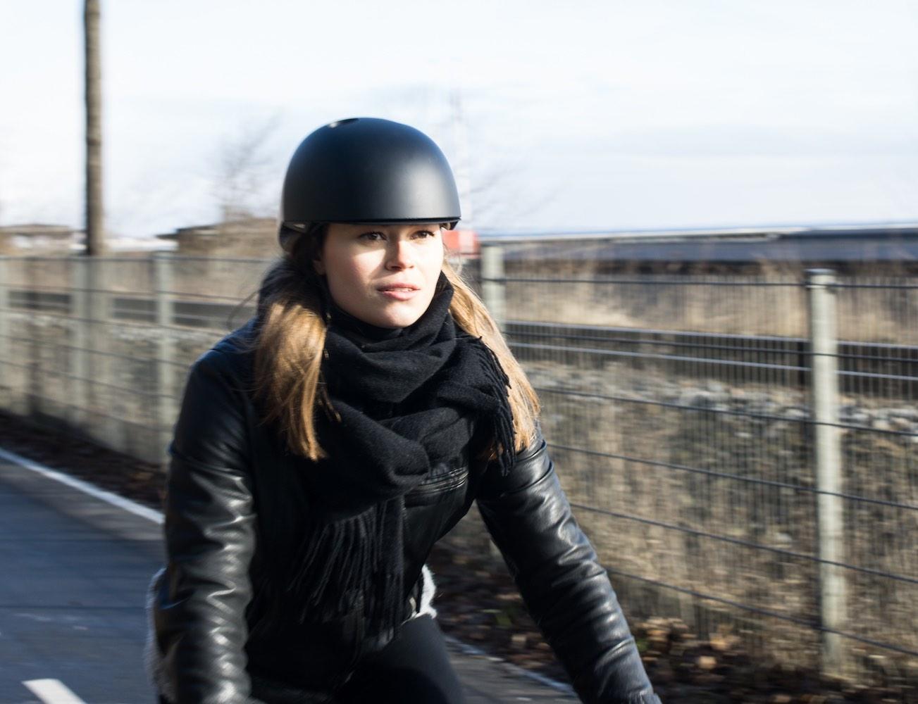HEL – New Nordic Bicycle Helmet