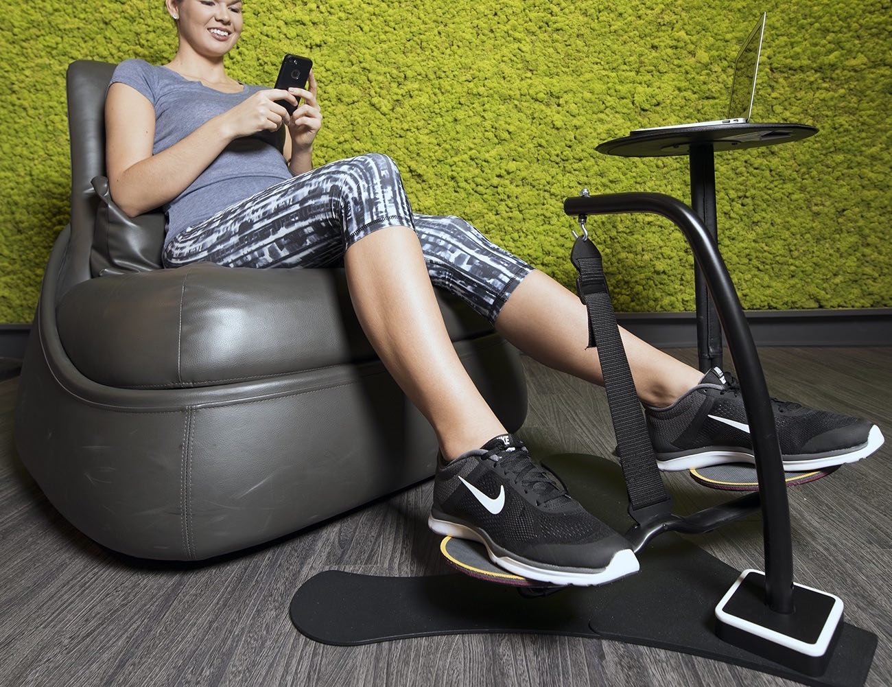 HOVR – Unconsciously Burn More Calories at Work