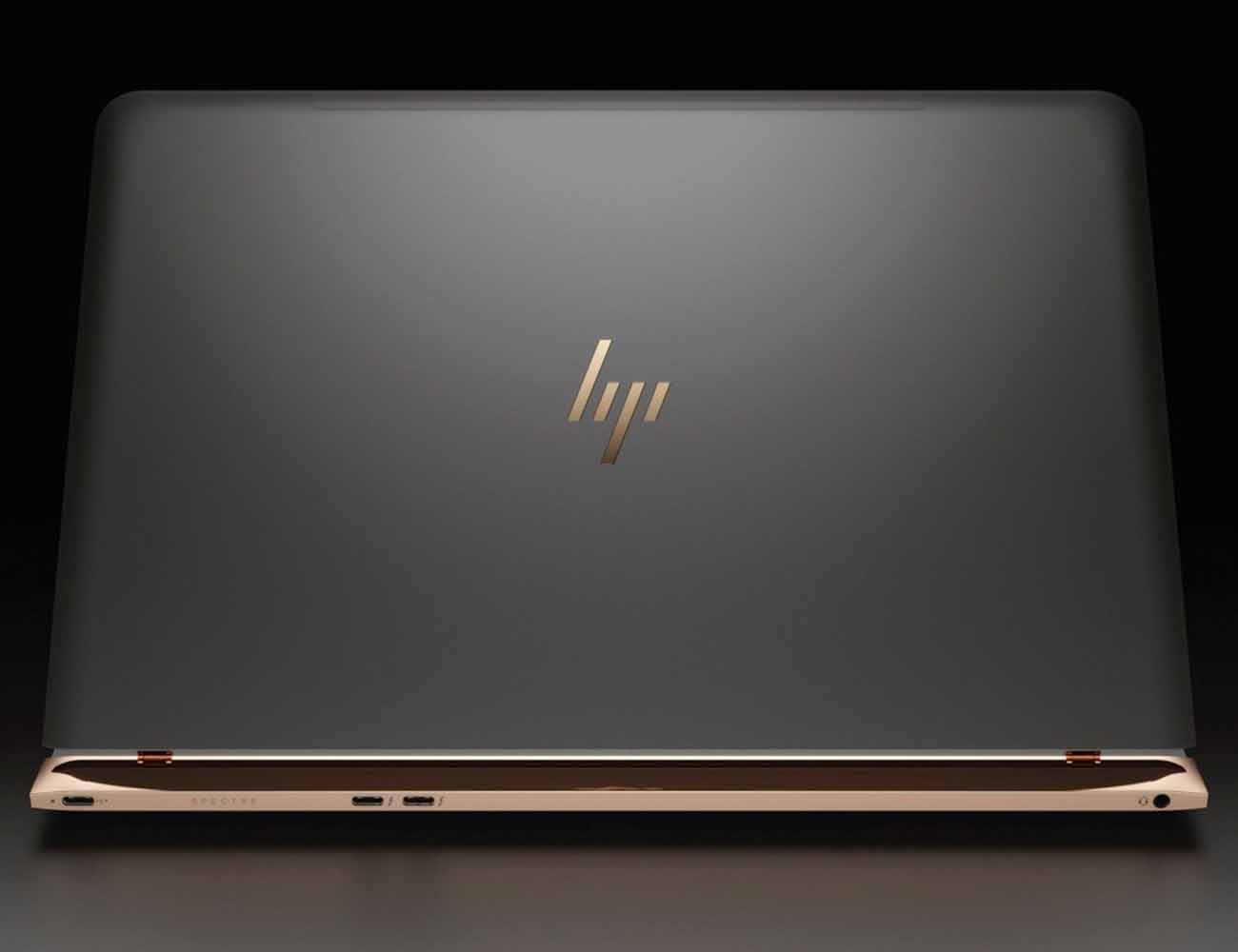 HP Spectre – The World's Thinnest Laptop