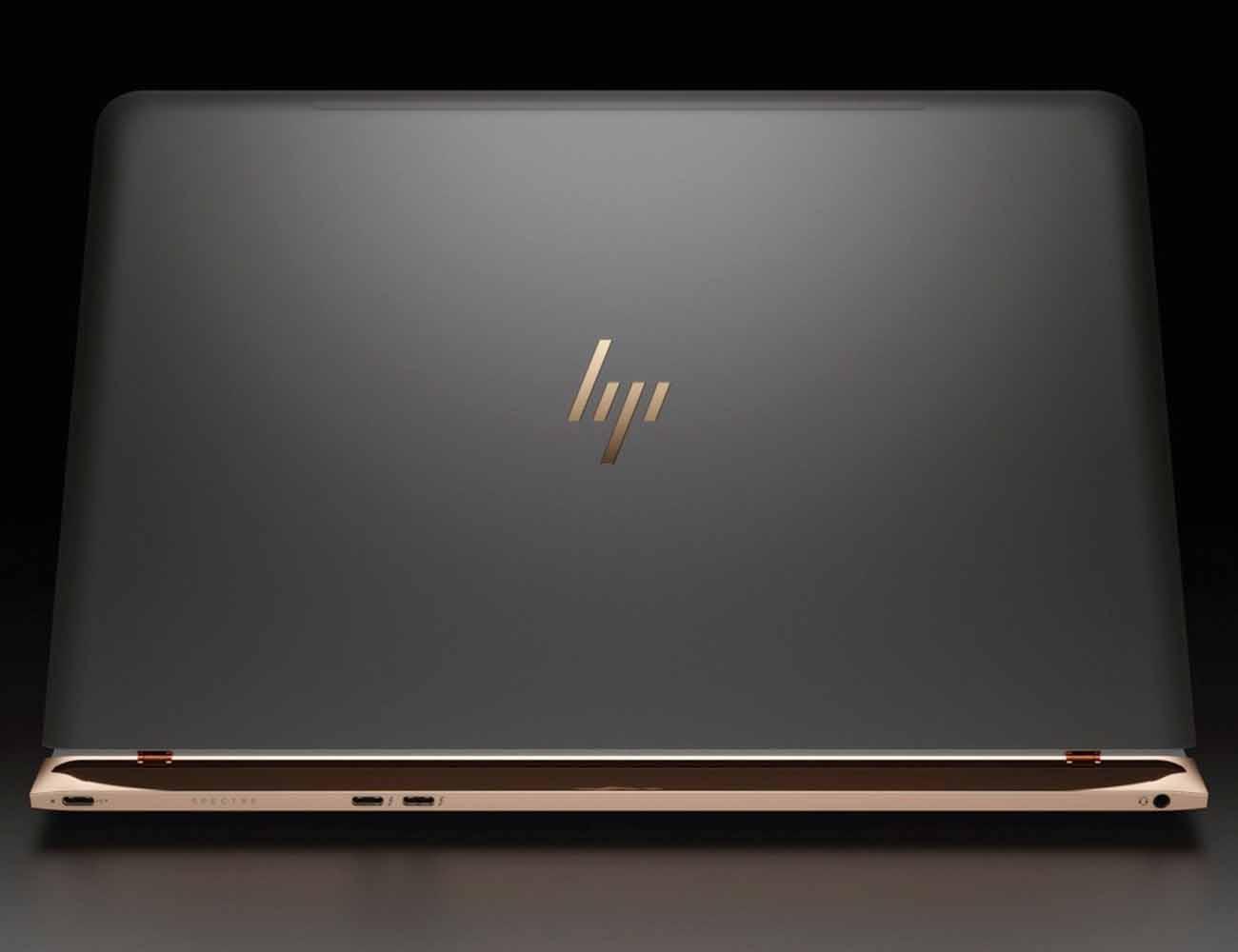 HP Spectre – The World's Thinnest Laptop