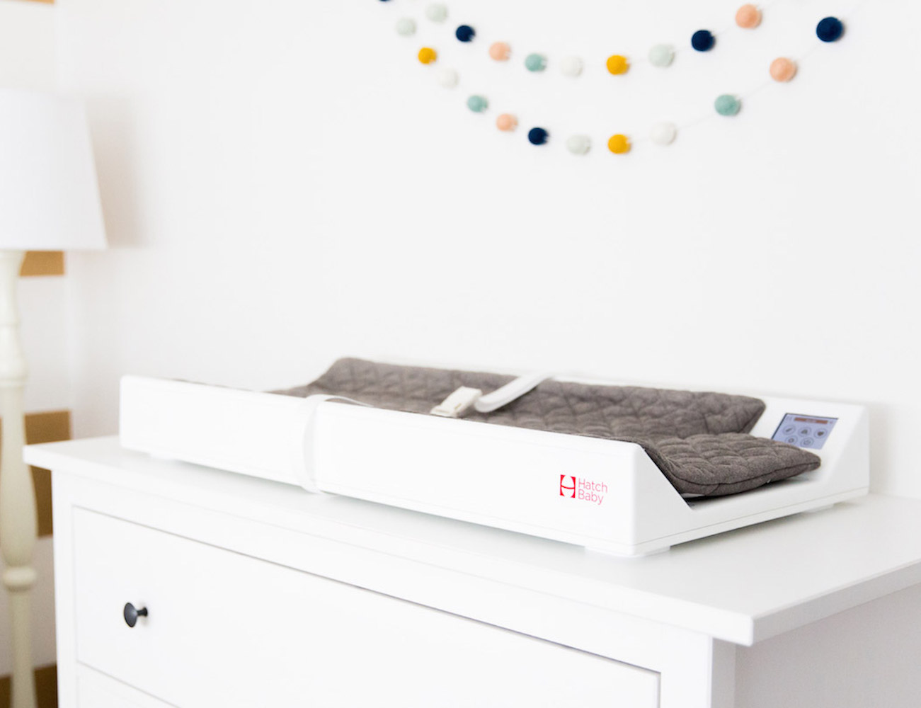 Hatch Baby Smart Changing Pad