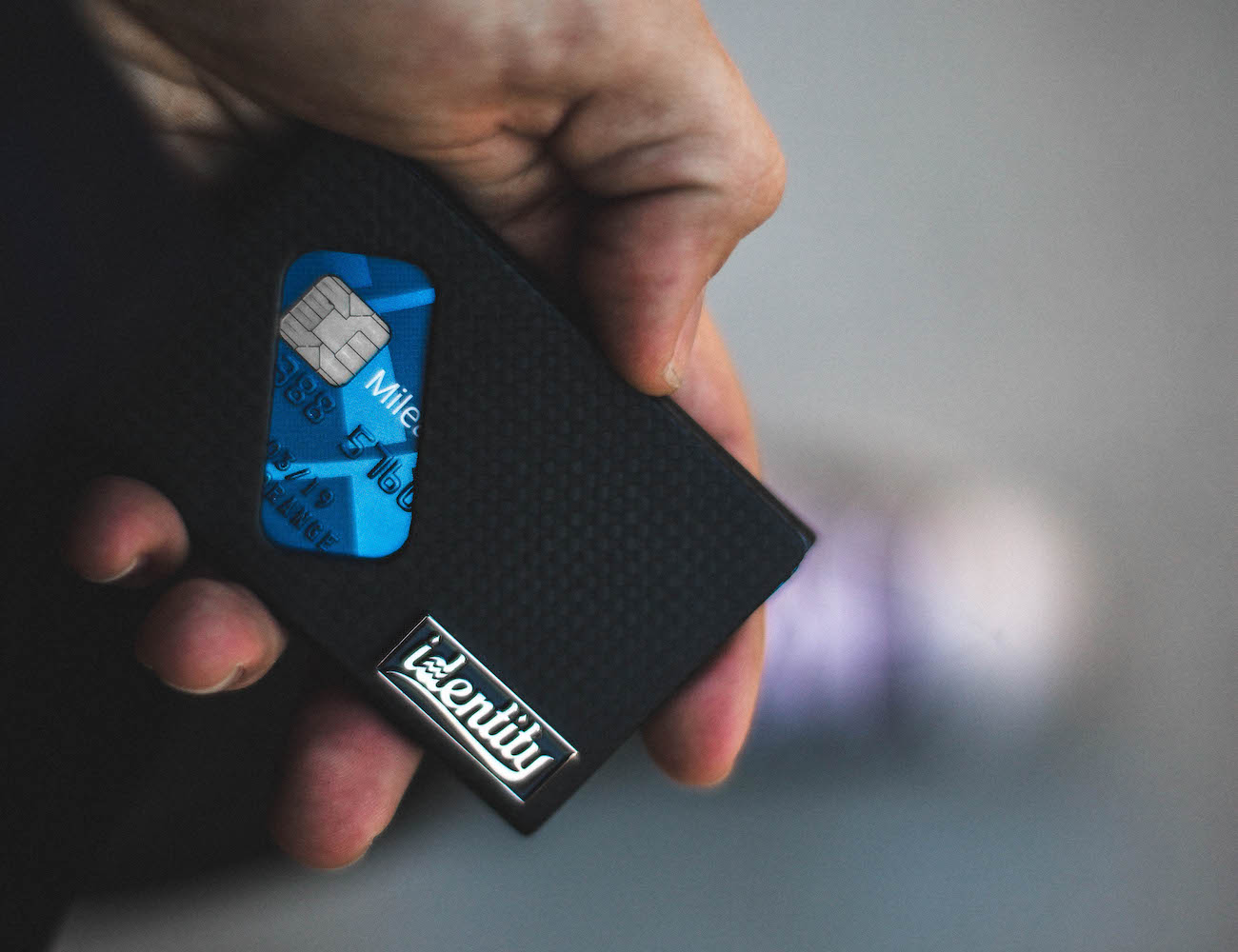 IDENTITY Card Wallet