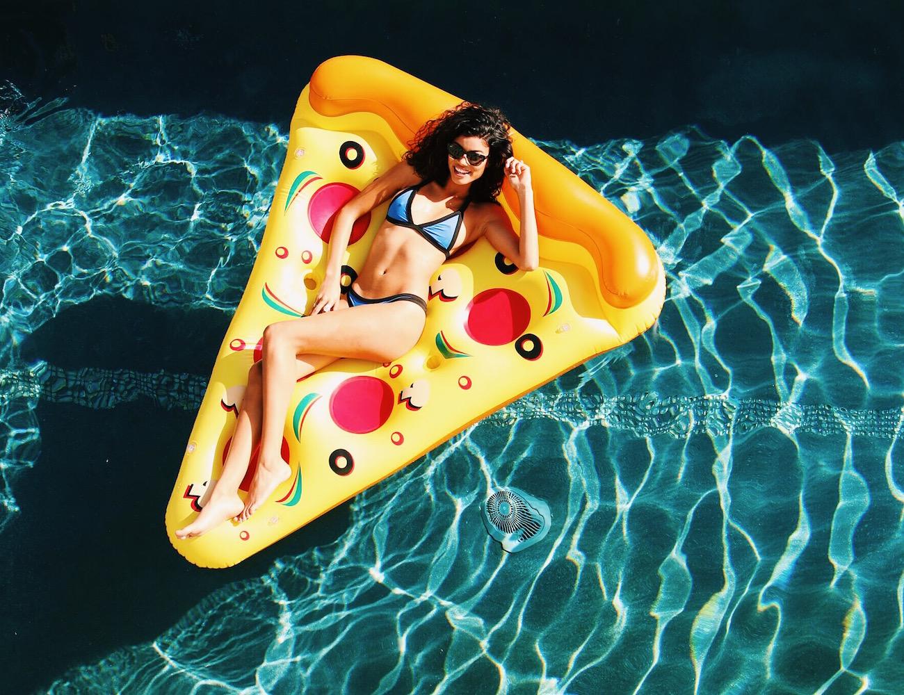 Inflatable Luxury Pool Floaties By Floatie Kings