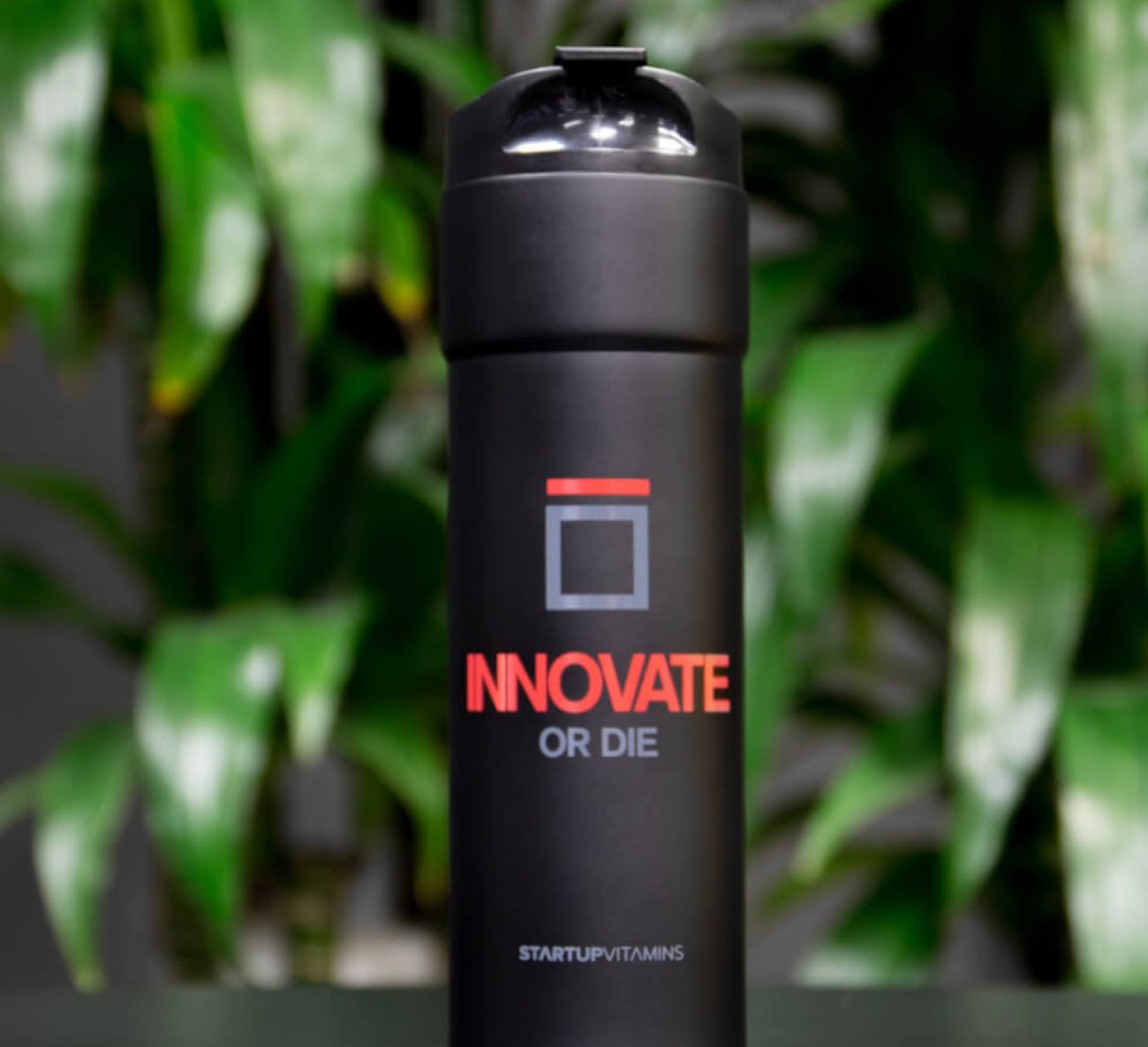 Innovate or Die Travel Mug