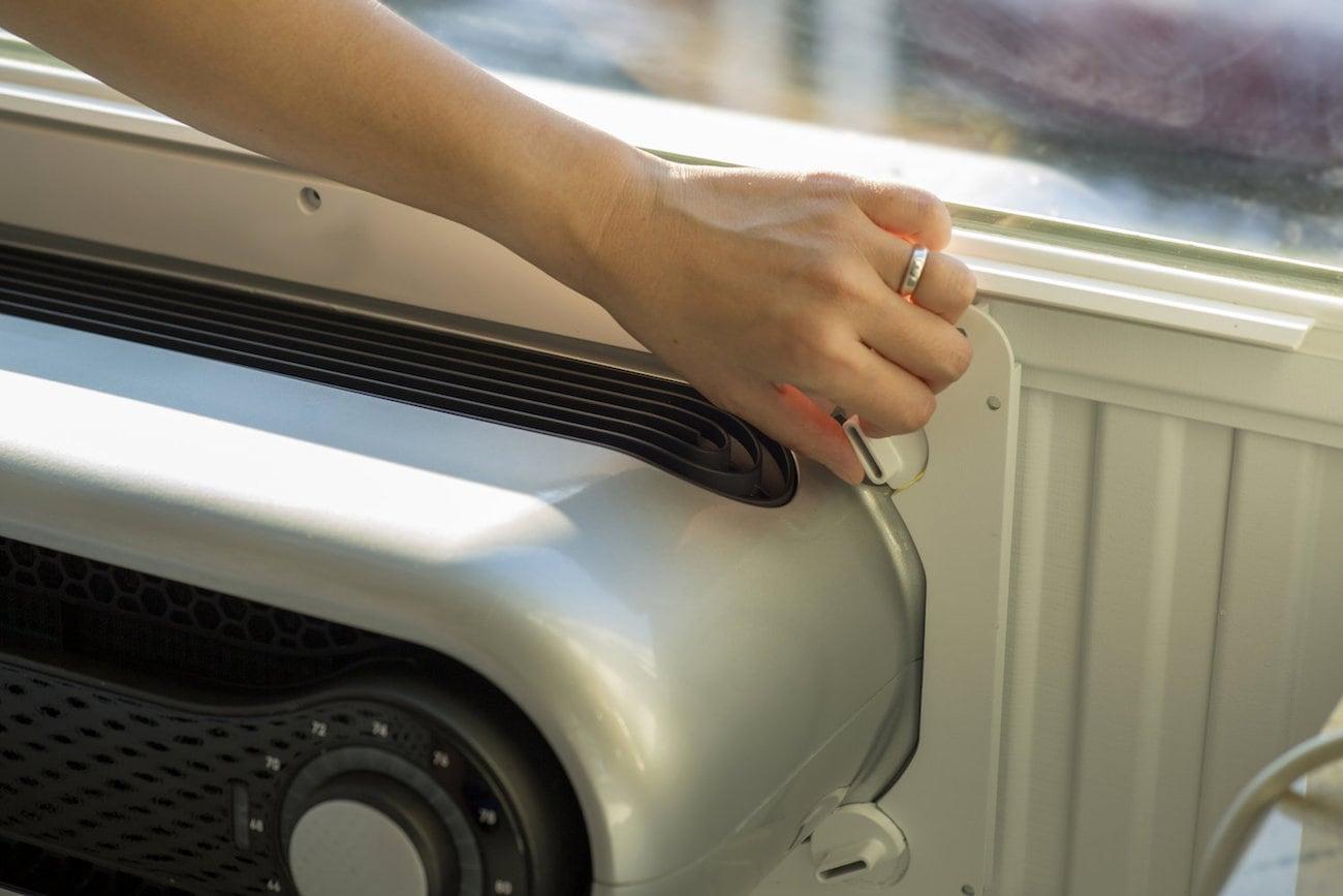 Kapsul W5 Window Air Conditioner