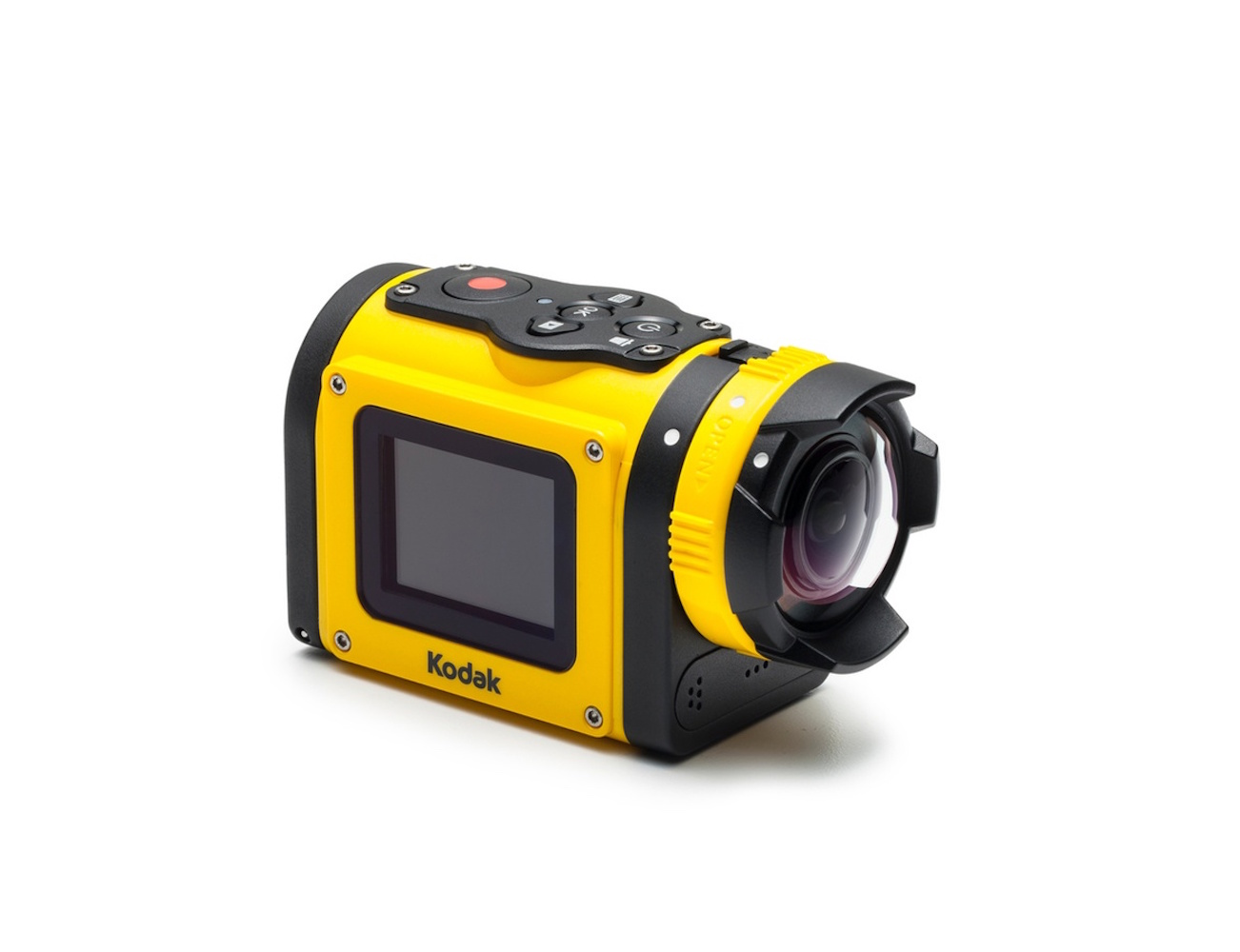 Kodak PIXPRO SP1 Action Cam and Explorer Pack