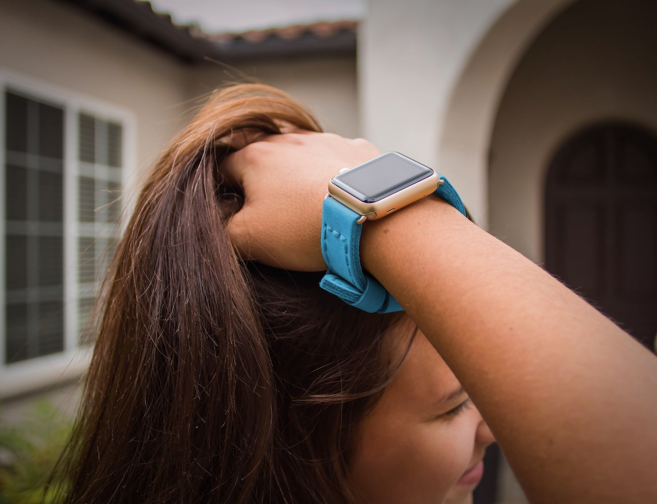 Leather Apple Watch Bands Designed By You