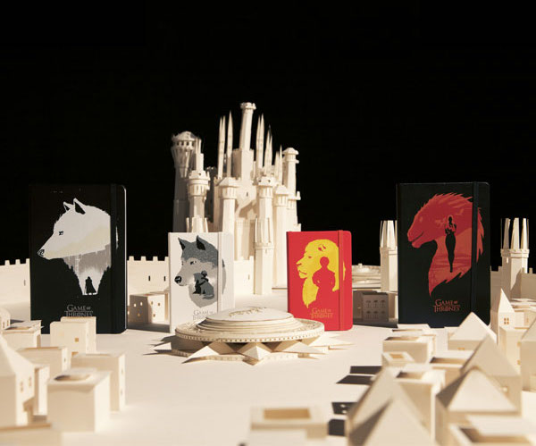 Limited Edition Game Of Thrones Notebook By Moleskine