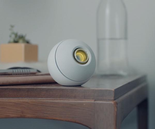 Luna Wireless Speaker by crazybaby
