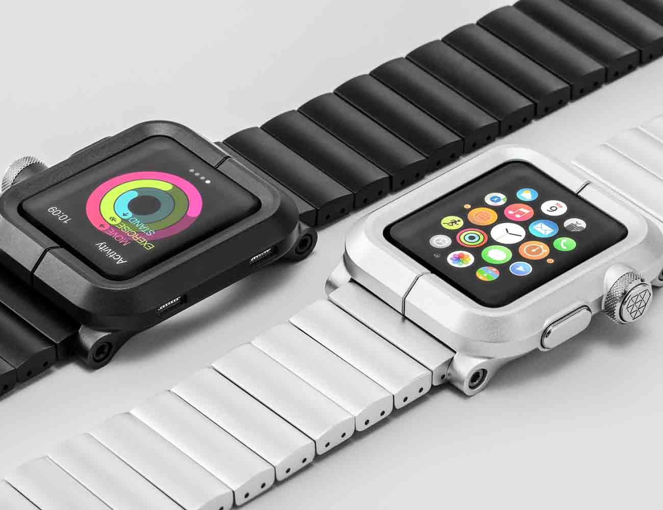 LunaTik EPIK Apple Watch Case and Band