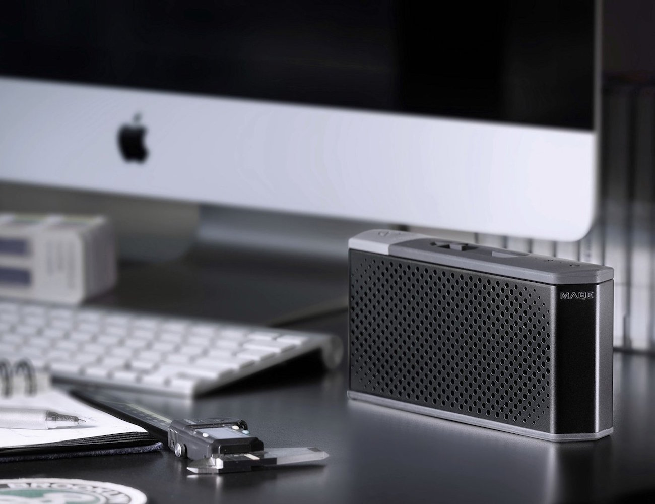 MAQE Soundjump Bluetooth Speaker with Power Bank