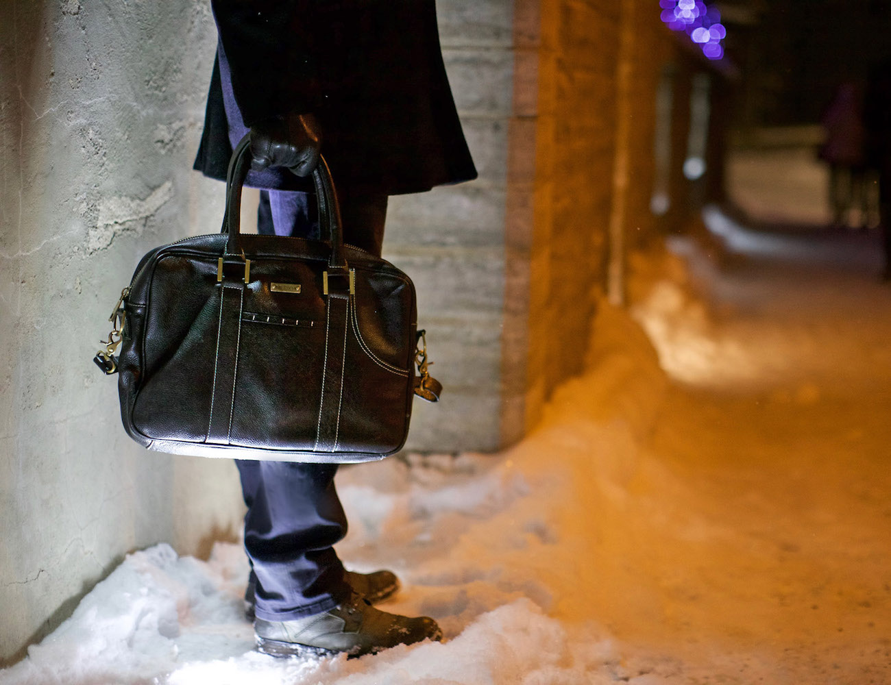 MERIKH Shape Shifting Leather Bags