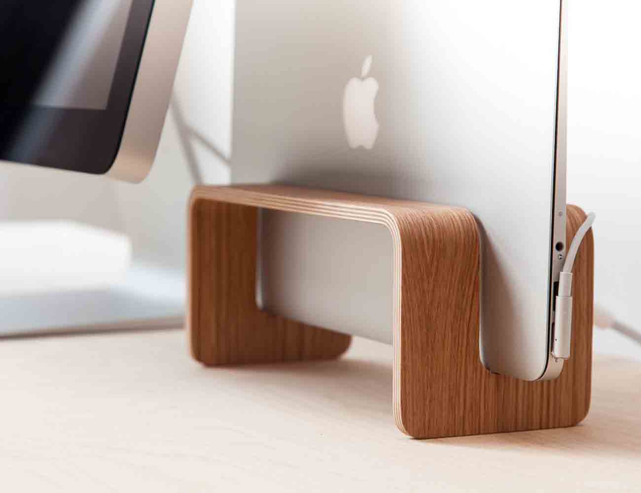 MacBook Rack – Nordic Appeal