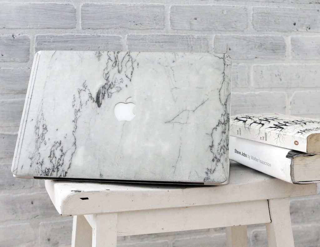 Marble+MacBook+Cover+by+Element