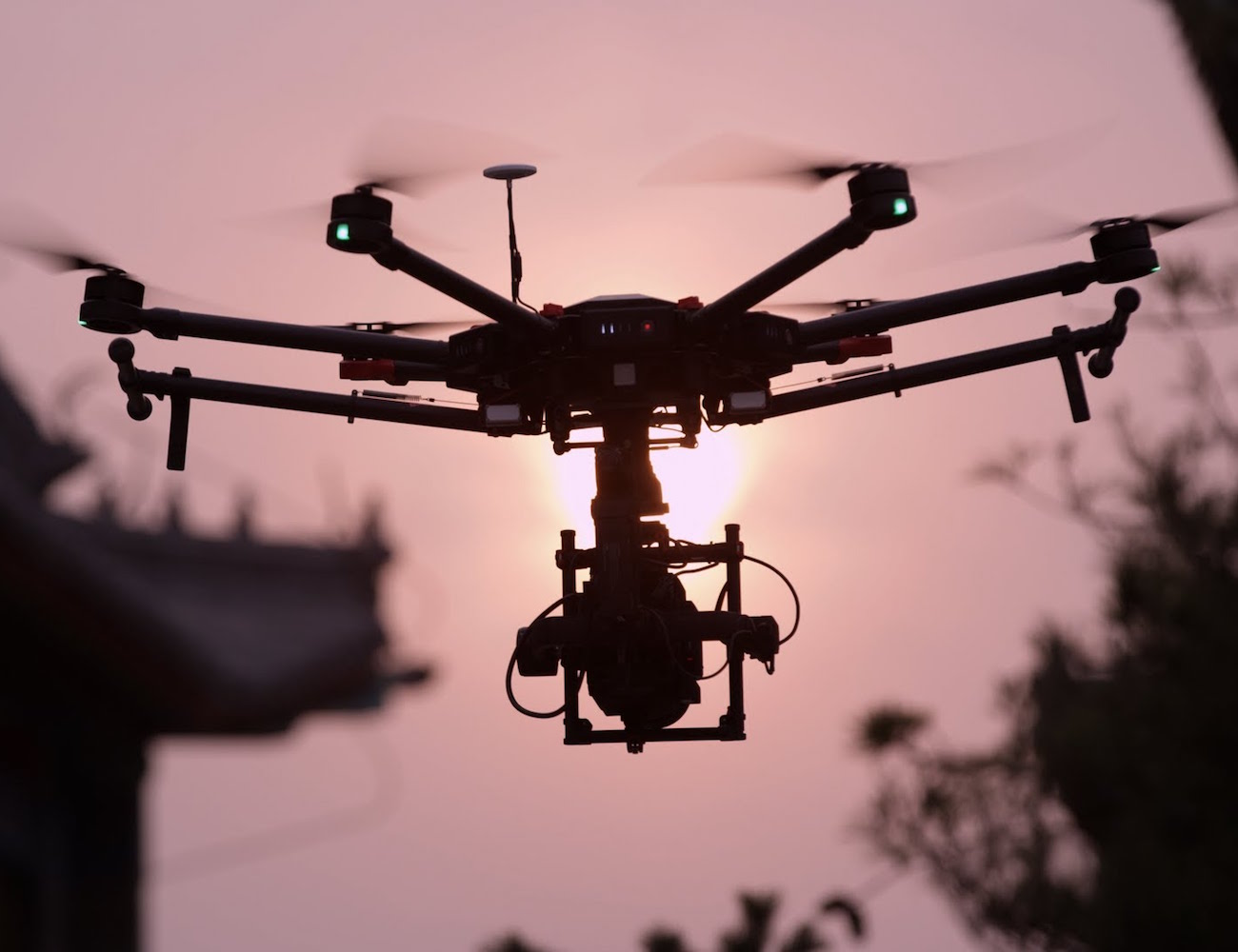Matrice 600 Filmmakers Drone
