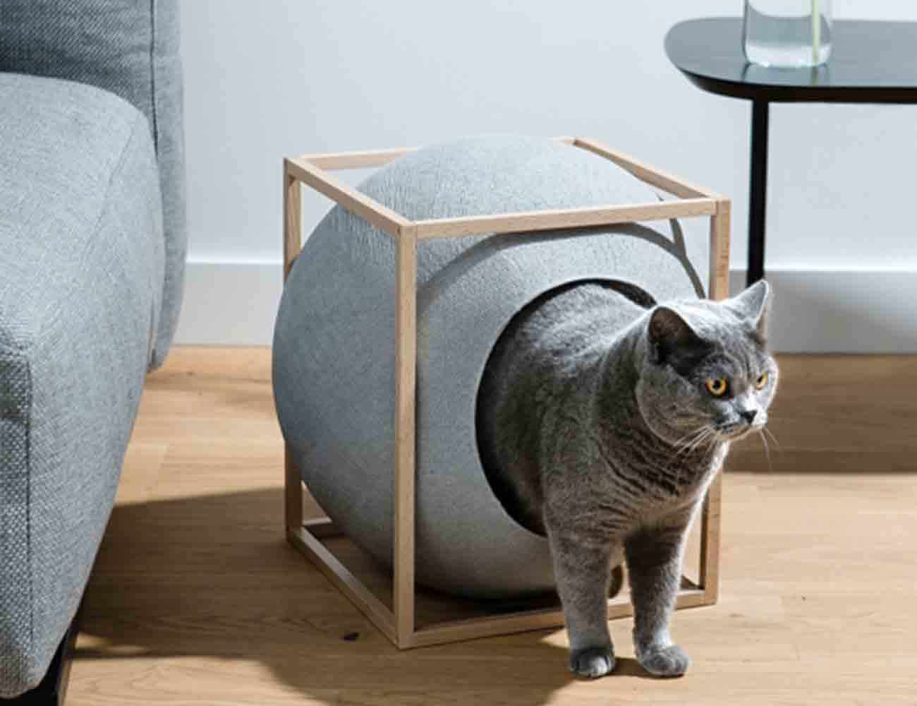 Meyou – Classy Furniture for Your Cat