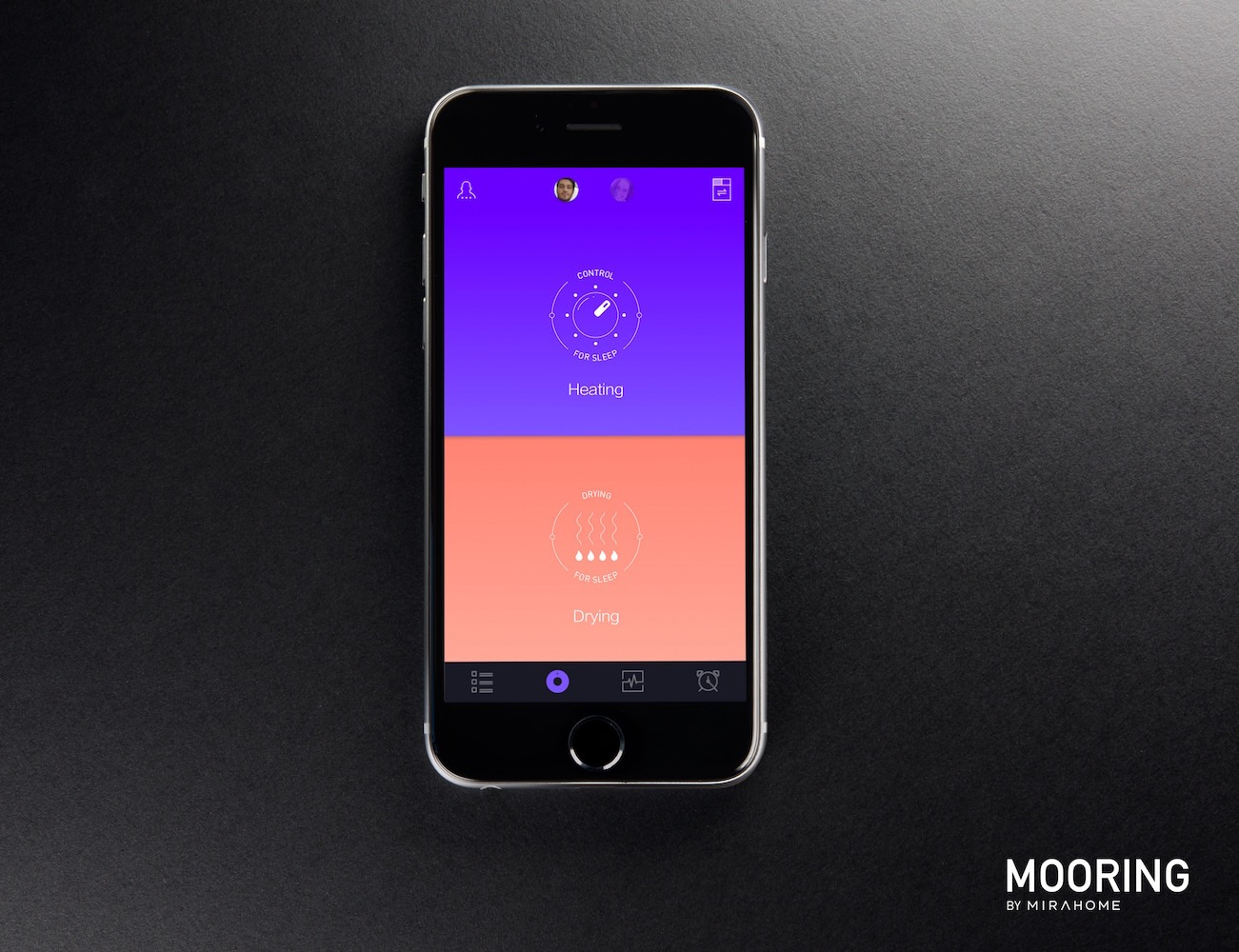 Mooring – Smart Mattress Pad