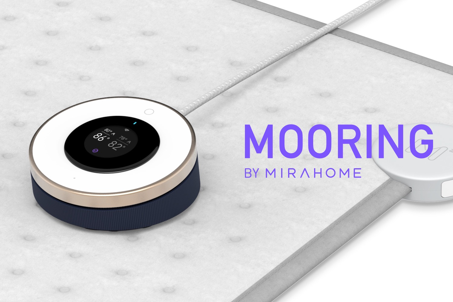 Mooring – Smart Mattress Pad
