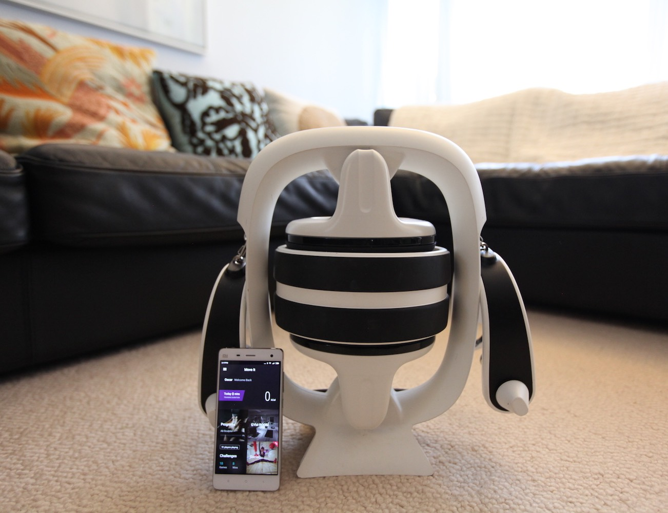 Move It – Smart Home Gym