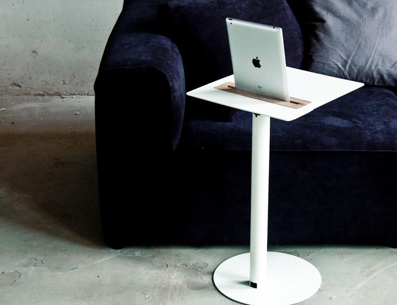 Nomad tablet table gadget flow - Table basse nomade ...