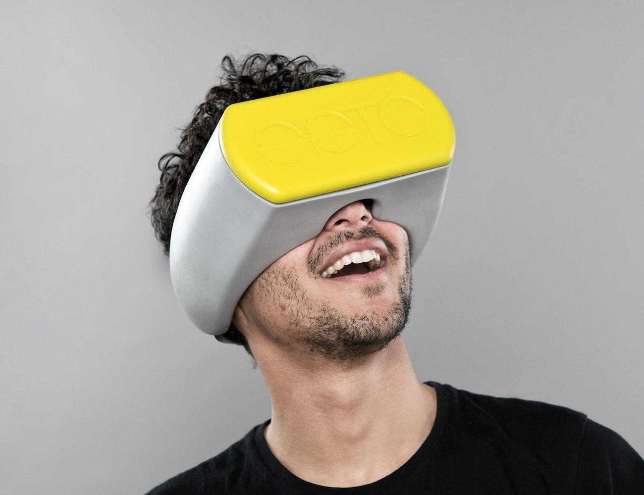 Opto – Virtual Reality for the living room