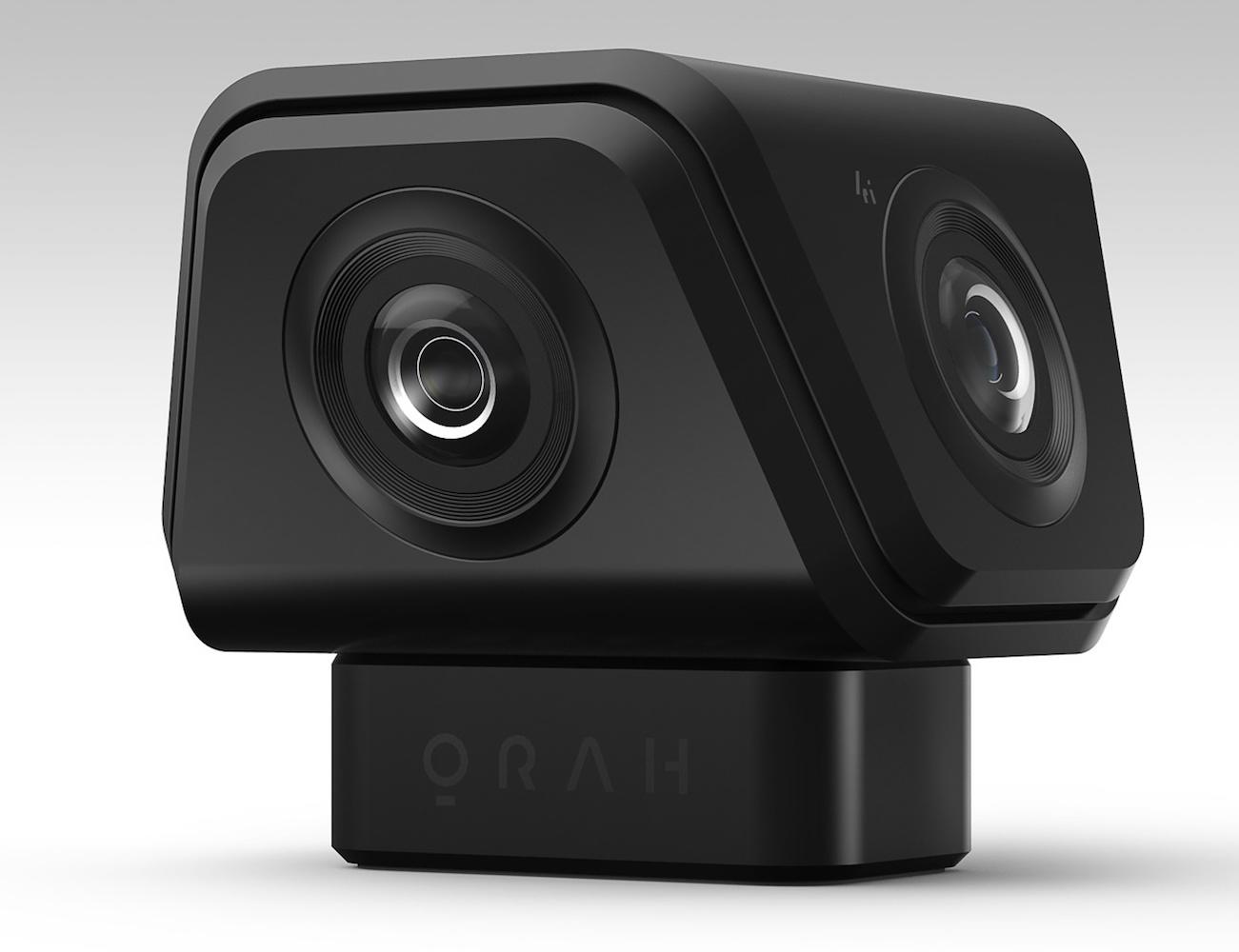 Orah 4i live stream 4k camera gadget flow for Camera streaming live
