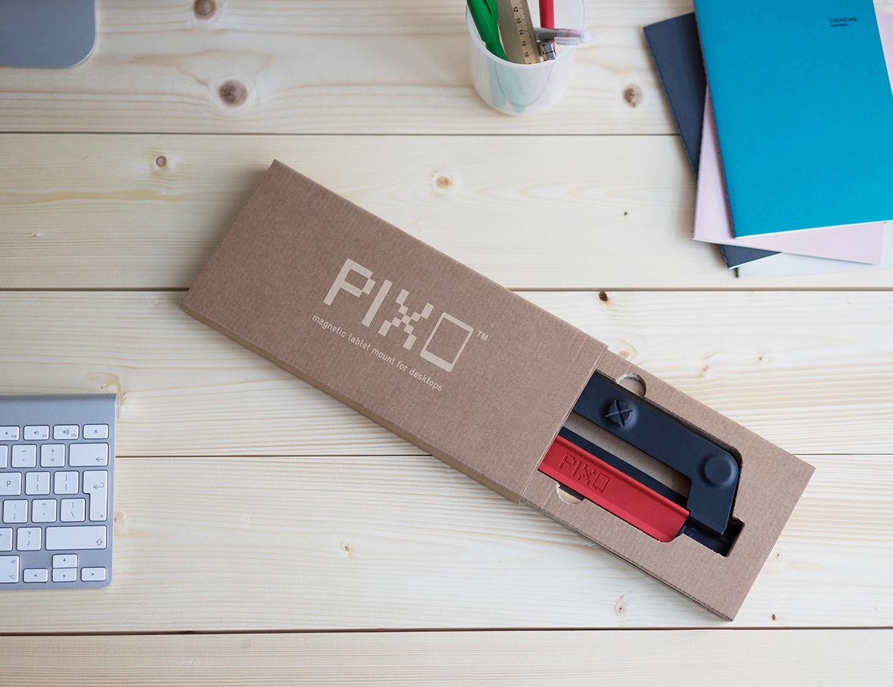 PIXO – Magnetic Tablet Mount for Desktops