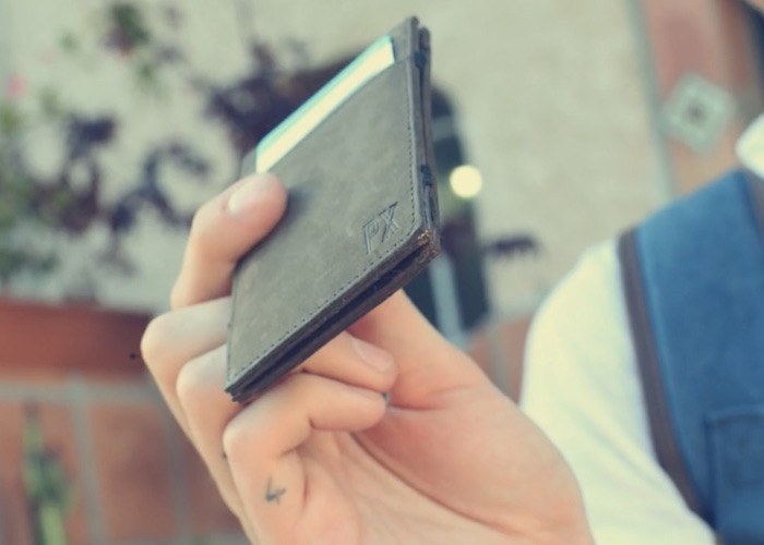 Phillip Flip Wallet by PX